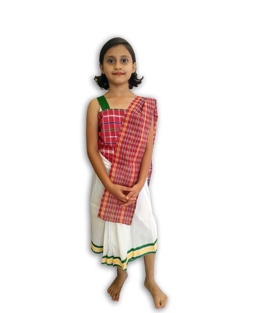 Hire Tripura Girl Costume