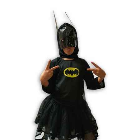 Hire Bat Girl Costume