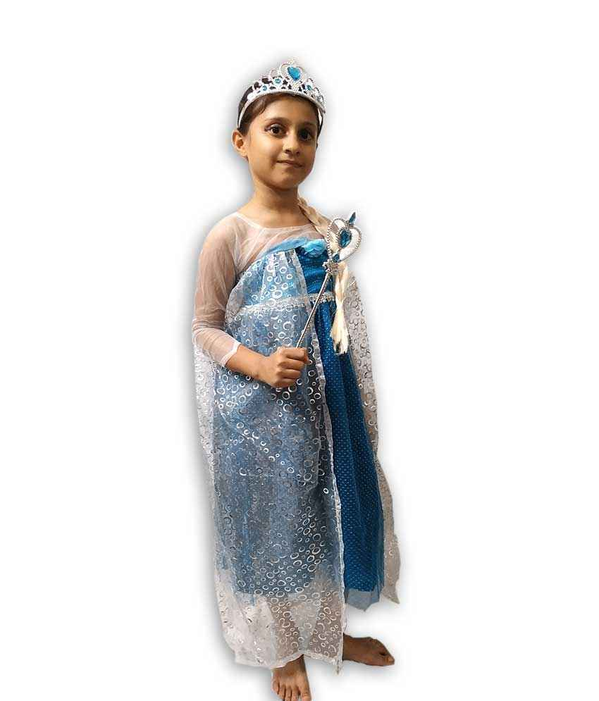 Hire Princess Elsa Costume