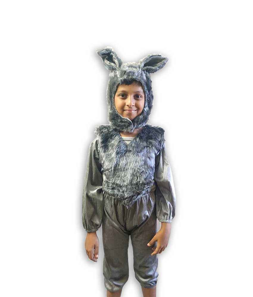 Hire Wolf Costume
