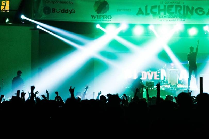 Alcheringa 16 Fest Photo