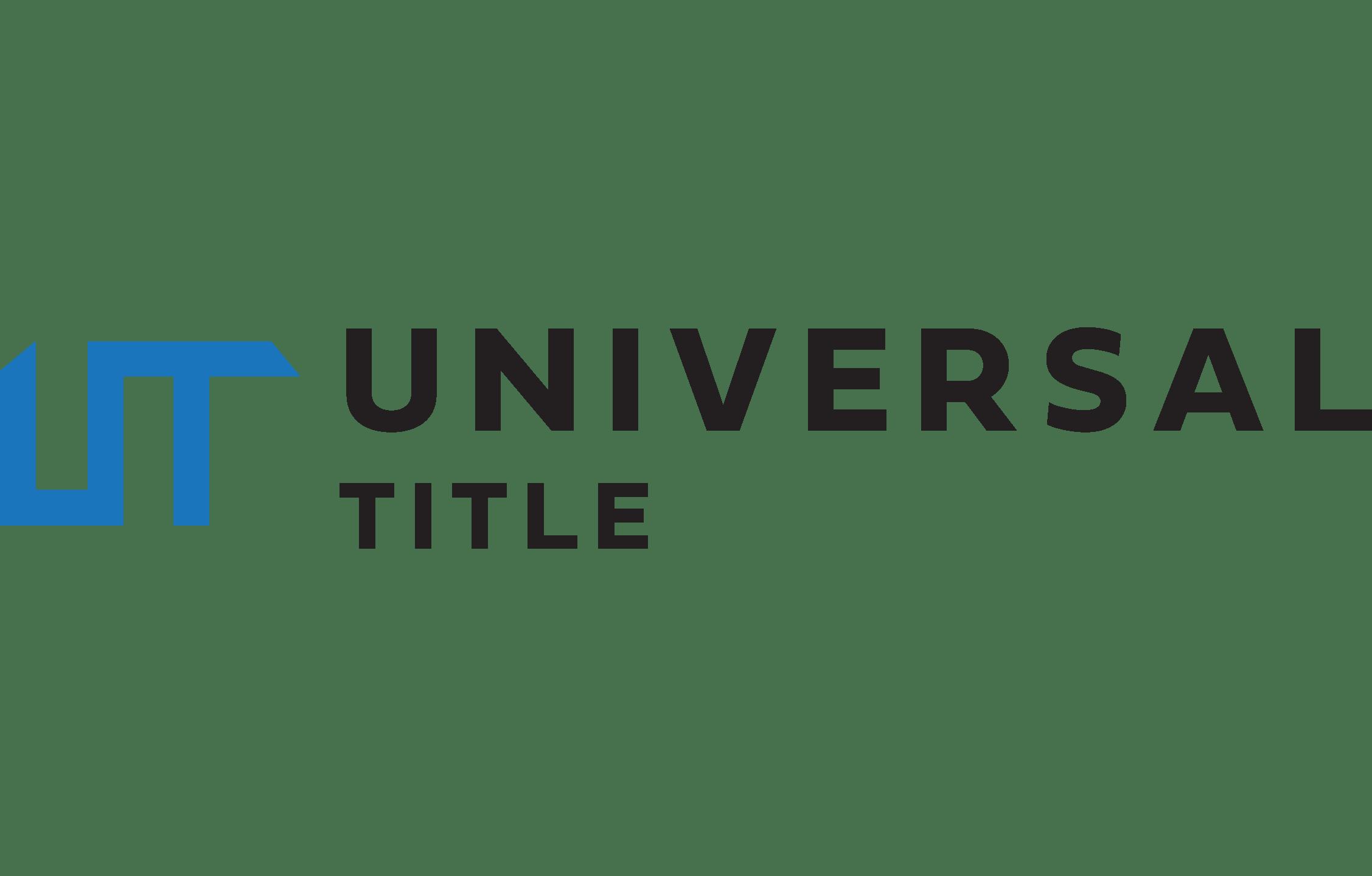 Universal Title New 2