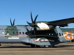 aeronave estilizada