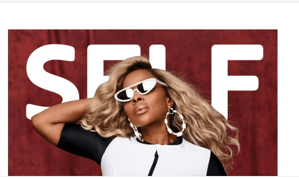Image result for mary j.blige on self magazine cover