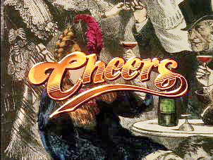 Logo used in the television show Cheers