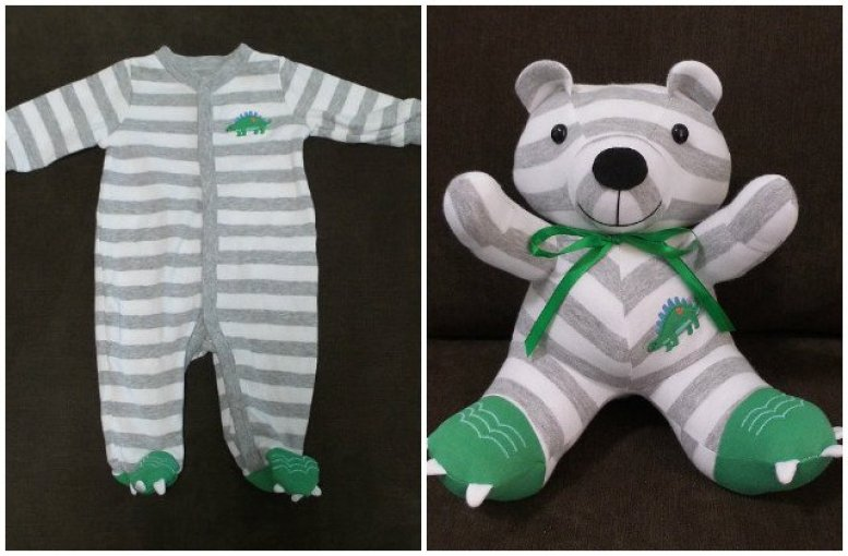 Image result for making soft toys from old clothes