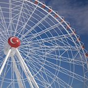 Istanbul Ferris Wheel new Project