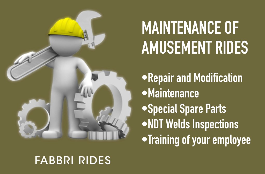 Maintenance of Amusement Rides