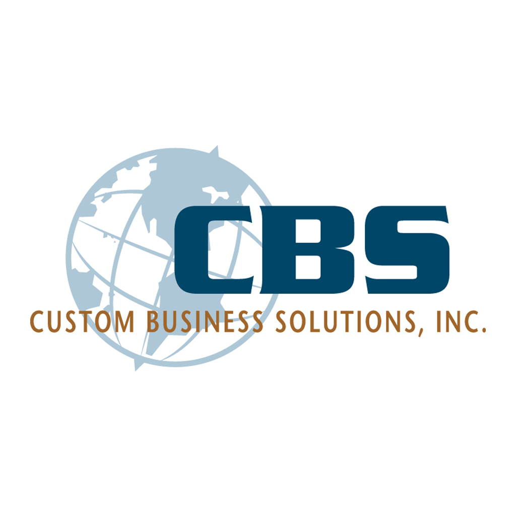 Custom Business Solutions Logo