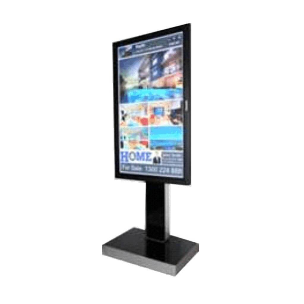 Horizon Vertical Display