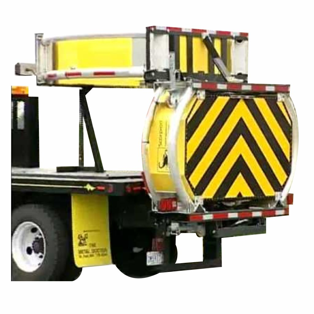 Truck Safety Attenuator
