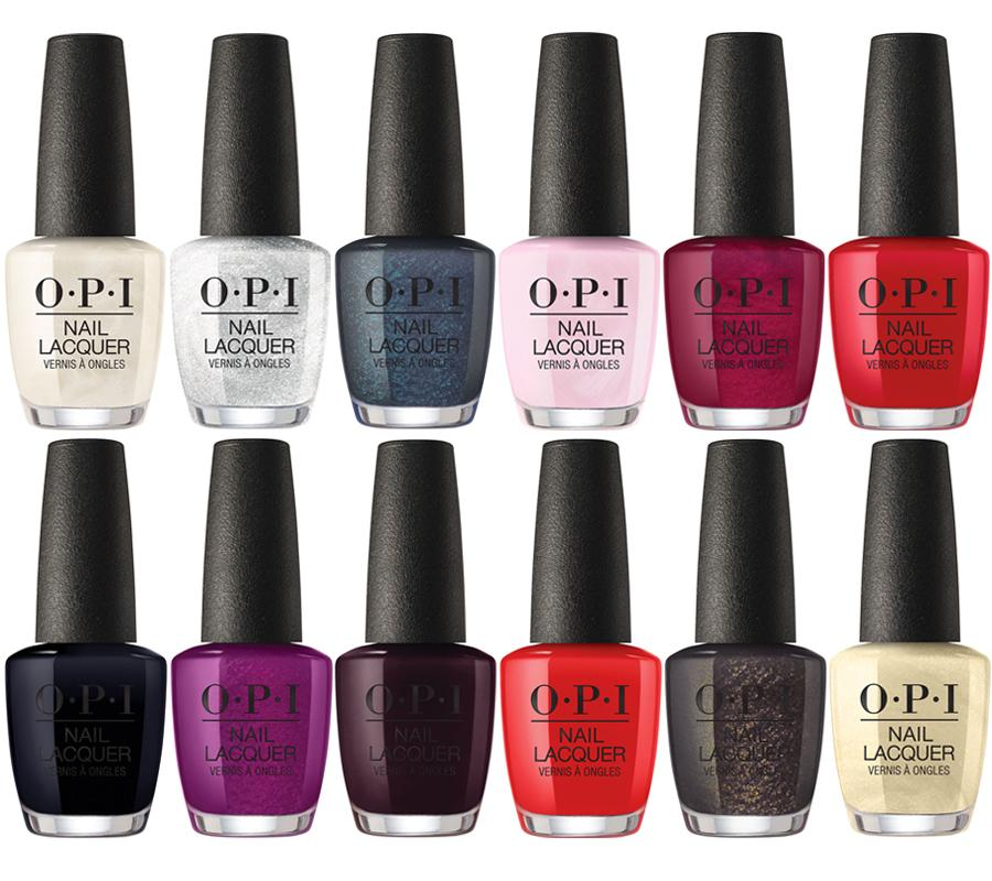 OPI Holiday Collection Fabelish