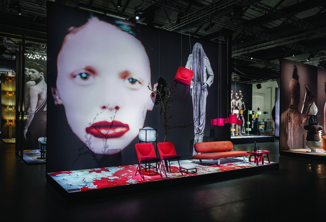 Faber Exposize Moooi Exhibition