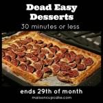 Dead Easy Desserts