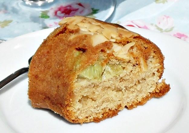 Ring shape cake, seasonal,
