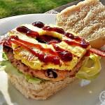 Taste of Brazil Turkey Burgers - Fab Food 4 All