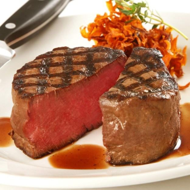 Donald Russell fillet-steak