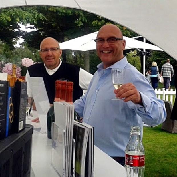 BBC Good Food Festival Hampton Court, 2014, Gregg Wallace, Masterchef