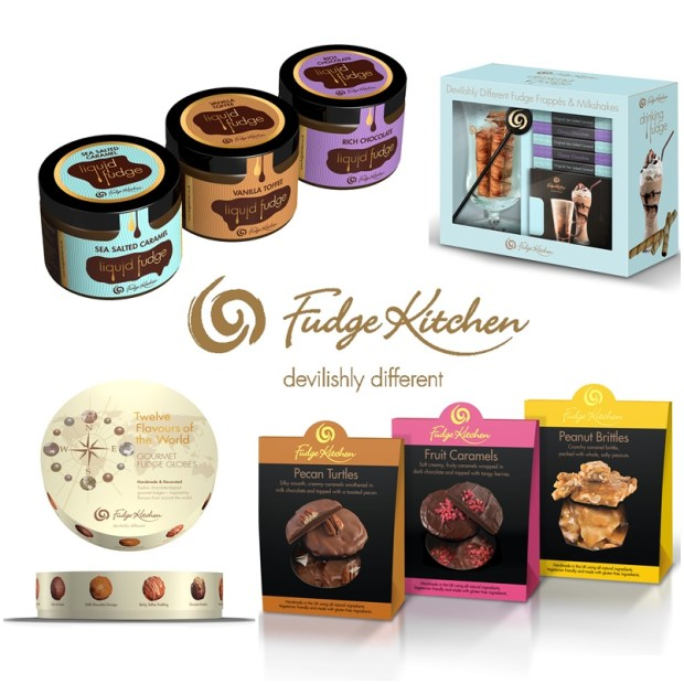 Giveaway: Win A Bumper Selection Of Fudge Kitchen Goodies
