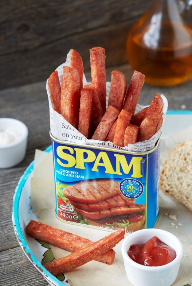SPAM Fries - Fab Food 4 All