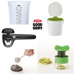 Win a bundle of Oxo Good Grips Kitchen Gadgets worth £65 - Fab Food 4 All