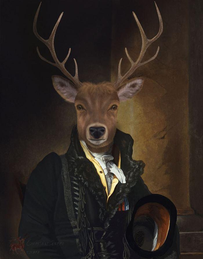 The Immortal Deer