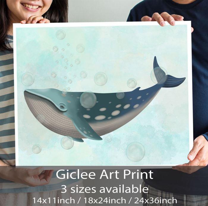 Coastal art Print 24x36inch