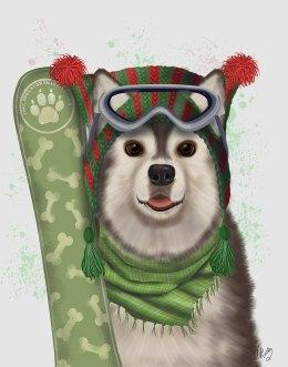 Husky Snowboard