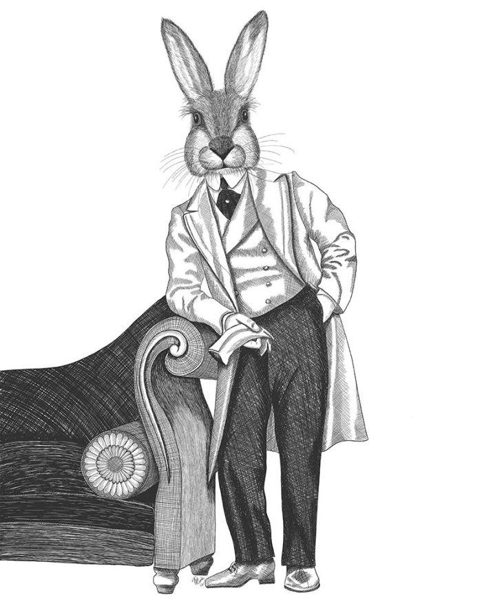 Rafael Rabbit