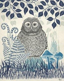 Country Lane Owl 2