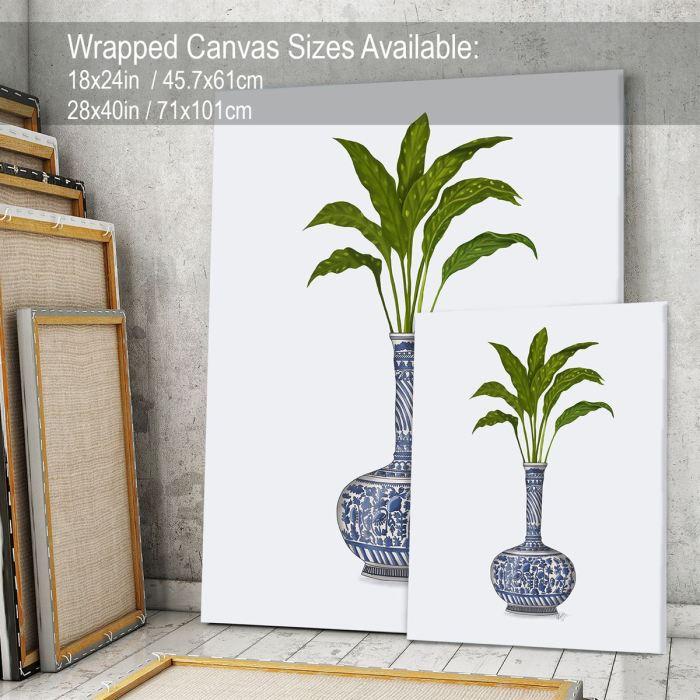 Art Print  Canvas 18x24inch -