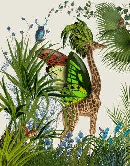 Tropical Giraffe 1