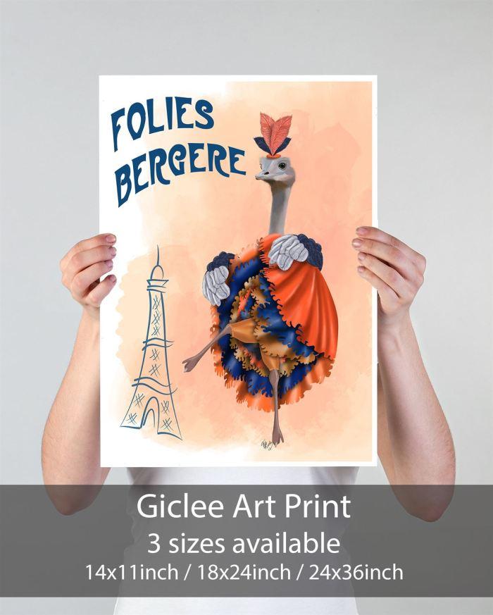 Art Print  Print 18x24inch -