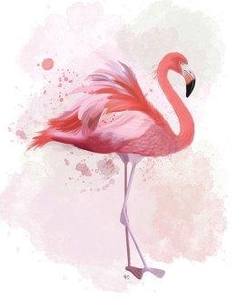Fluffy Flamingo 2