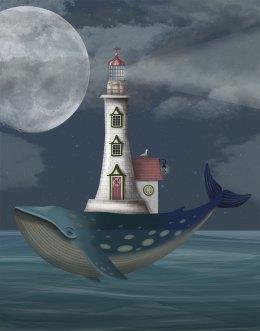 Whale Lighthouse