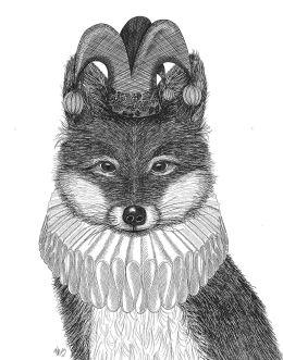 Portrait of Fox Gooseberry Fool