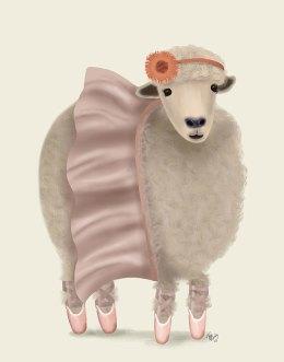 Ballet Sheep 6