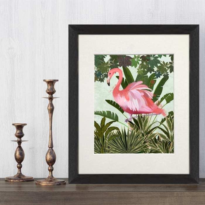 Hot House Flamingo 2
