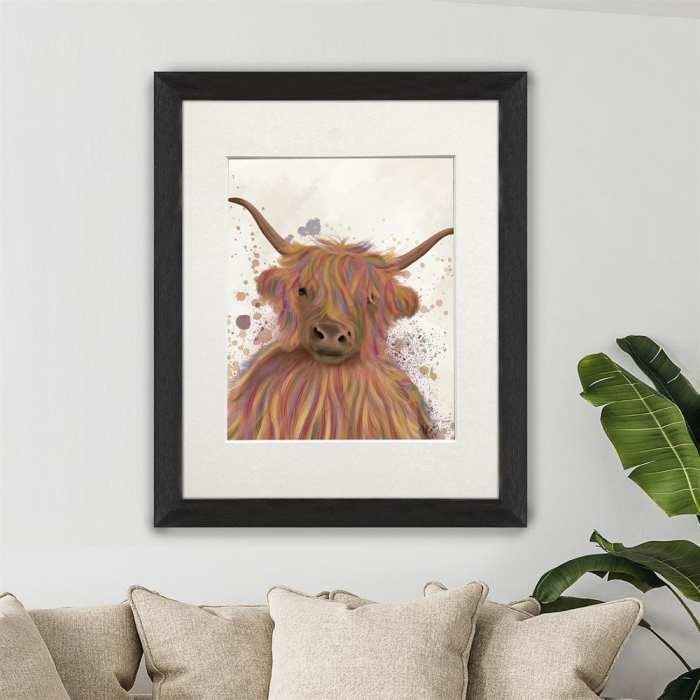 Highland Cow 8