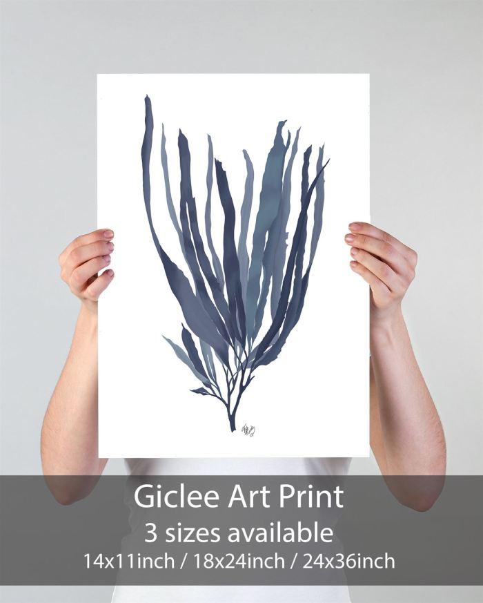 Coastal art Print 18x24inch