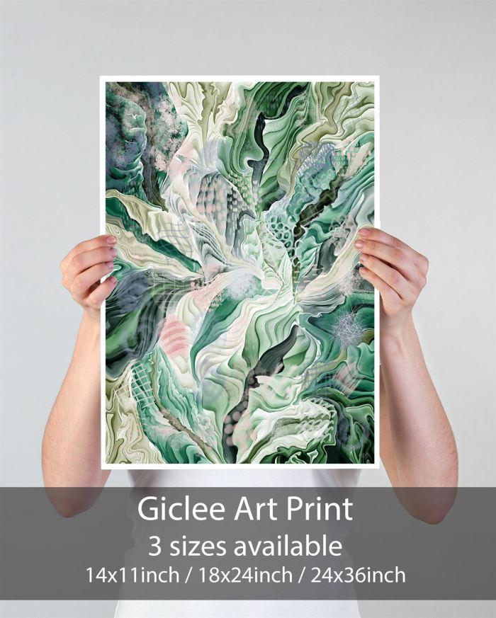 Wall art Print 24x36inch