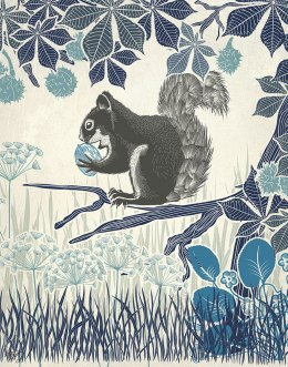 Country Lane Squirrel 1
