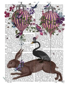 Hare Birdkeeper