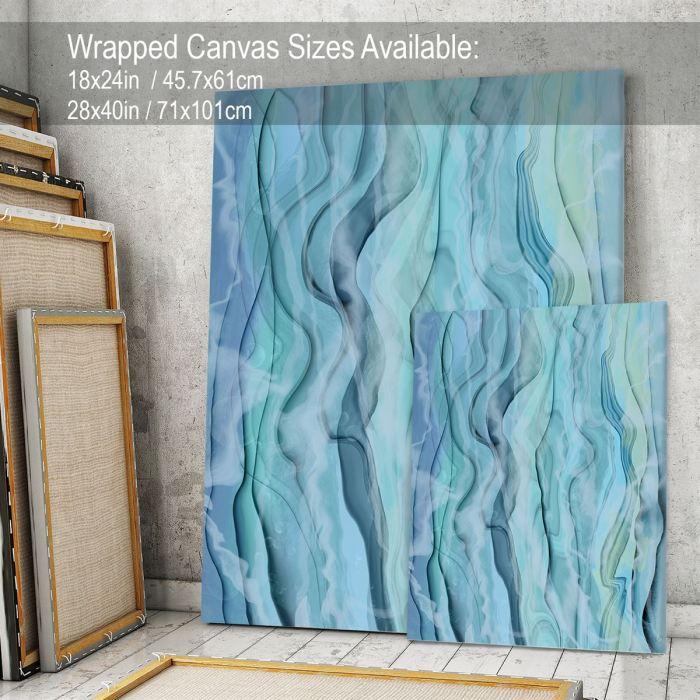 Nautical canvas art Canvas 18x24inch