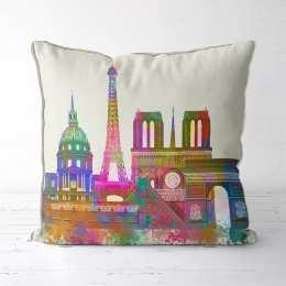 Paris Skyline 5
