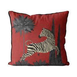 Dancing Zebra Ruby