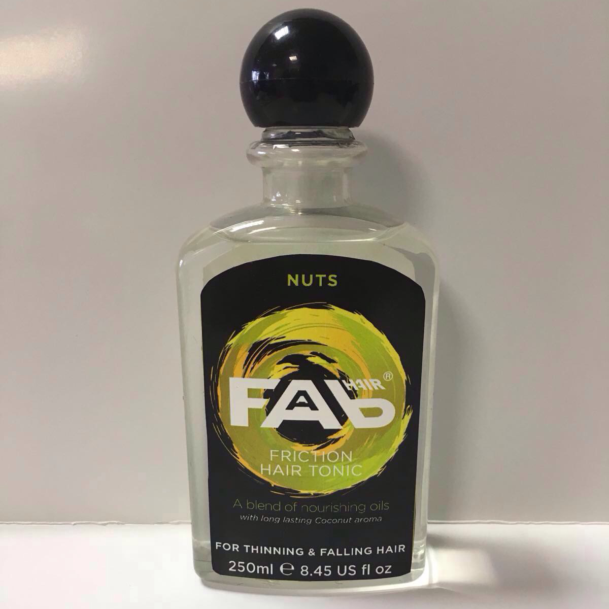 FAB Hair Nuts Friction Hair Tonic
