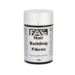 Hair Building Fibres (Black / Dark Brown)
