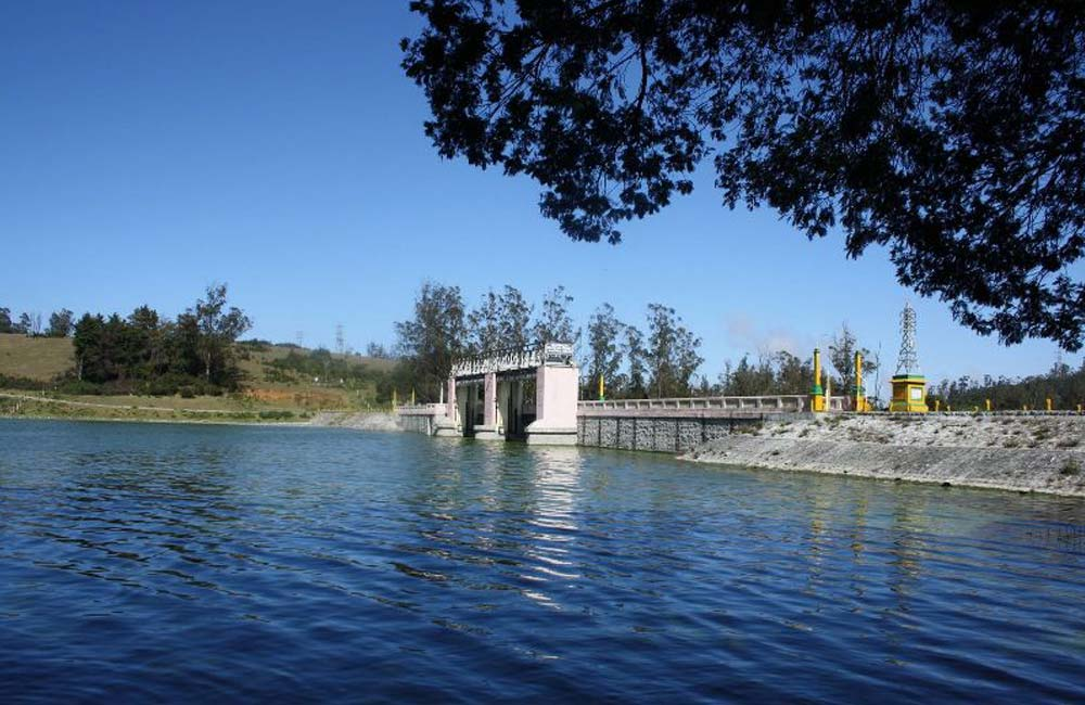 Kamaraj Sagar Dam,ooty