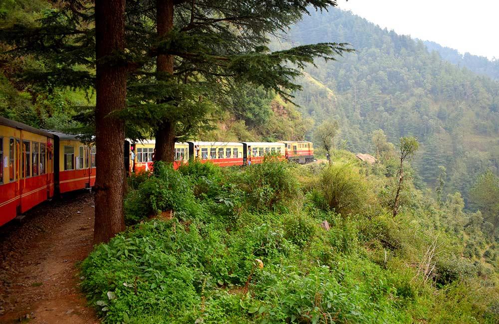 Kalka-Shimla Railway,Shimla
